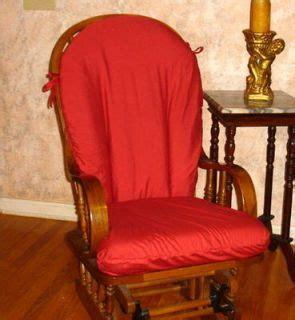 items similar to glider rocker slip cover for your vintage webbed chair glider rocker aluminum frame green