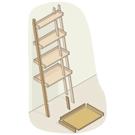 step ladder bookcase oak ladder shelf ideal home show