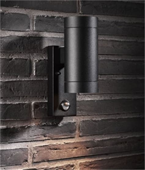 outside pir wall lights uk exterior pir sensor wall light lighting styles