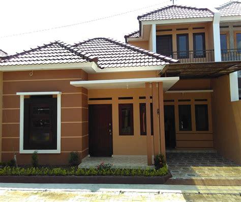 desain warna depan rumah minimalis rumah