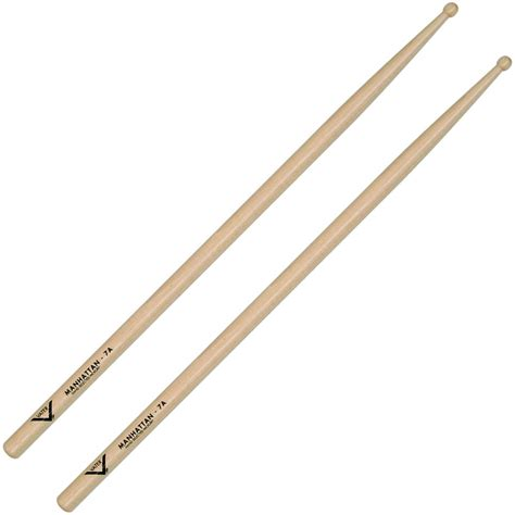 Stick Drum Vater Vh7aw 7a Wood Tip vater vh7aw wood tip 7a drum sticks and more hickory drum