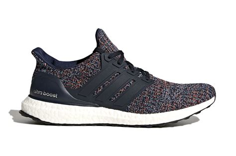 Adidas Ultraboost 11 adidas ultra boost 4 0 quot navy multicolor quot whatarethose