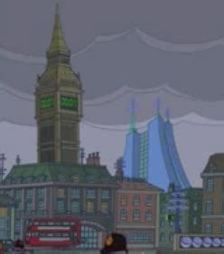 Big Ben   Simpsons Wiki