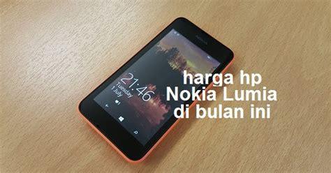 Harga Hp Merk Nokia Lumia harga hp nokia lumia baru dan bekas arhutek