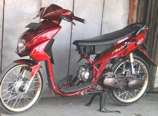 Tromol Set Mio Dpn Blk Experimen Modif Racing Perdana