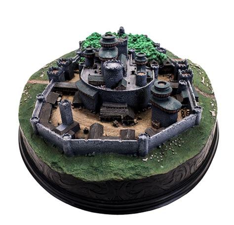 layout game of thrones game of thrones winterfell desktop sculpture