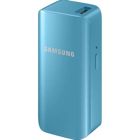 samsung 2100mah portable battery pack blue eb pj200blegus b h
