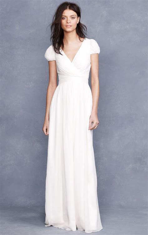 Wedding Trends: Short Sleeved Wedding Dresses