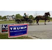 Amish For Trump  POLITICO