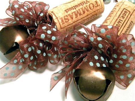 wine cork tree ornaments put a cork in it pinterest