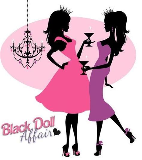 black doll affair bda hosted you co hosted by doll the
