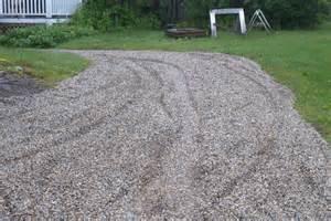 pics for gt pea gravel driveway