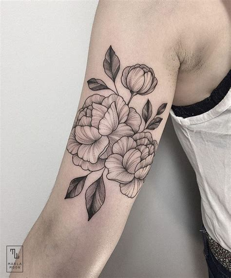 flower tattoo designs pinterest peony flower line my next tat