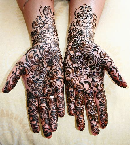 henna tattoos for indian weddings mehndi bridal desgins for brides dresses 2013 dulhan