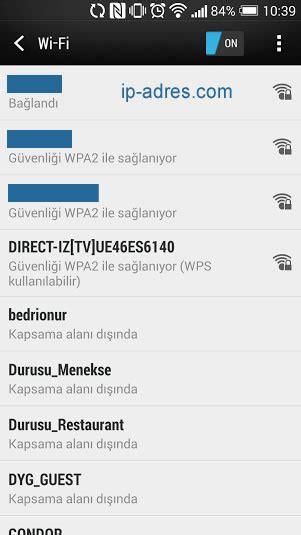 android dns android dns değiştirme android dns ayarları adresleri