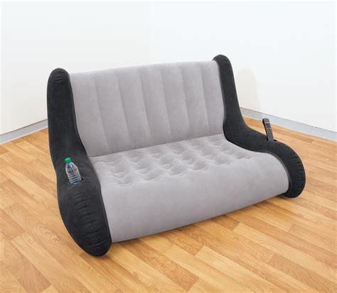 intex inflatable air sofa 20 choices of intex inflatable sofas sofa ideas