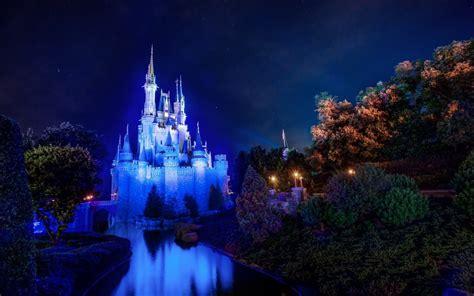 disney kingdom wallpaper magic kingdom cinderella castle walt disney world hd