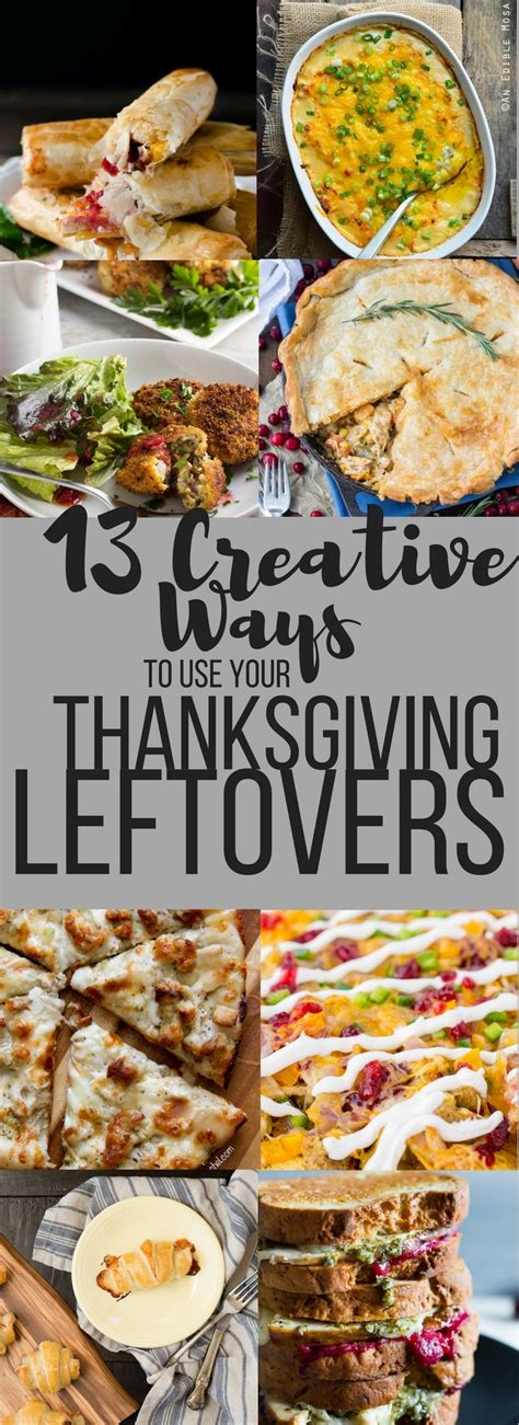 Link What To Do With Leftover Nuts by 13 Creative Ways To Use Your Thanksgiving Leftovers That