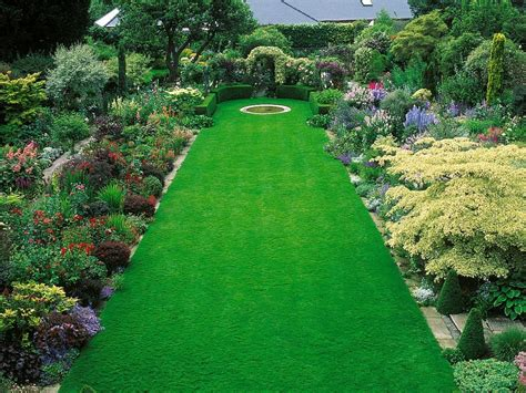 Garden Ideas For Large Gardens Garden Design How To Measure A Rectangular Yard How