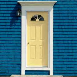 Yellow Front Door Paint Colors Colorful Siding Pale Yellow Personalize Your Front Door With Paint Colors This House