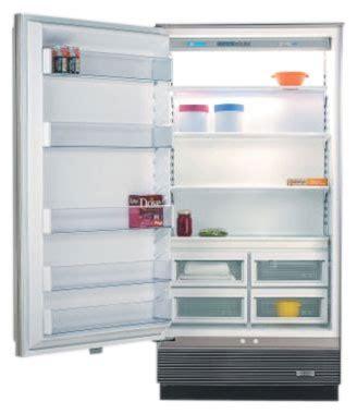 Lemari Es Sub Zero Sub Zero 601f F Refrigerador Caracteristicas Opiniones Y