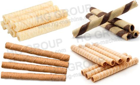 Fullo Wafer Roll egg roll hollow wafer stick machine buy wafer stick