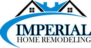 Home Remodeling Logo Design by Imperial Remodeling