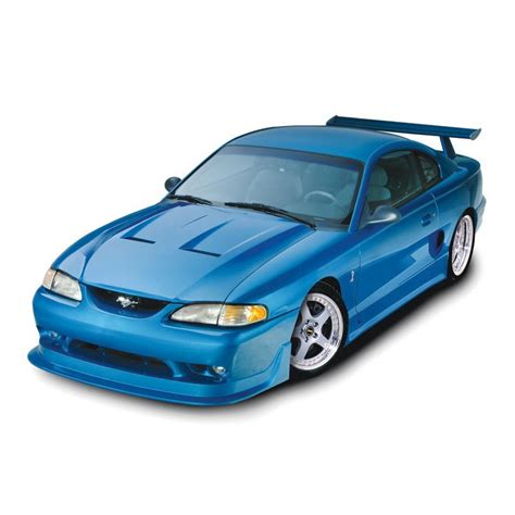 ford mustang   cobra  style  piece polyurethane