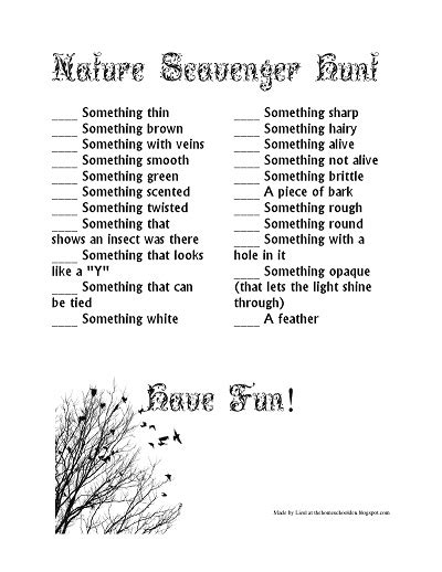 backyard scavenger hunt list amazing race for kids backyard scavenger hunts nerdy