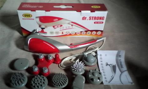 Alat Pijat 10 In 1 Drstrong dr strong hammer 13 11 10 in 1 alat pijat advance