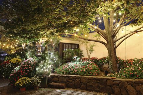 small garden lighting ideas 29 fantastic garden lighting ideas