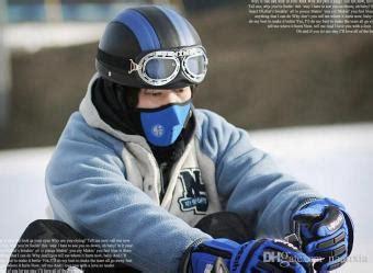 Kupluk Buff Fleece Hitam ormano masker motor buff balaclava polar 6in1