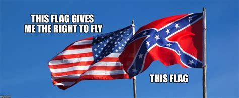 American Flag Meme - confederate american flag imgflip