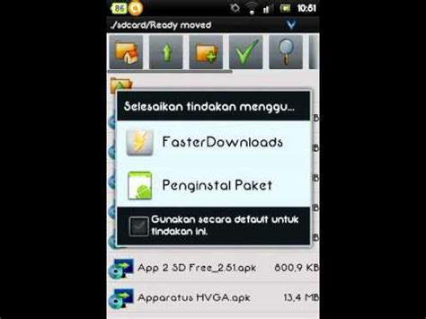 androzip apk tutorial install apk di android via androzip