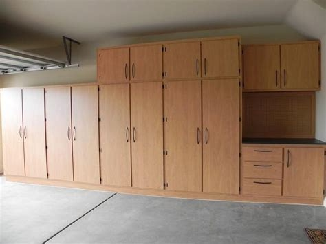 Garage Cabinet Design 15 Best Ideas About Garage Cabinets On Pinterest Garage