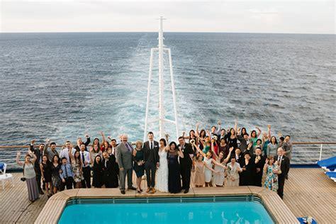 Wedding On A Cruise by A Wedding On A Cruise The Destination Wedding Jet