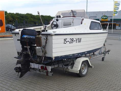 kajuitboot polyester polyester kajuitboot ca 535 cm lang 85 pk