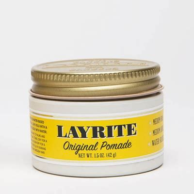 Power Pomadepomade Mini layrite original hold mini 1oz classic hair products by sivletto