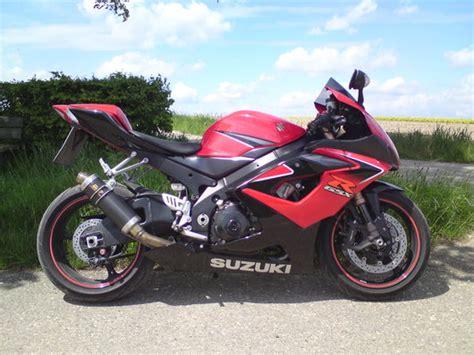 Suzuki Gsx R 1000 K6 Suzuki Gsx R 1000 K6 Motorrad Nachtangst