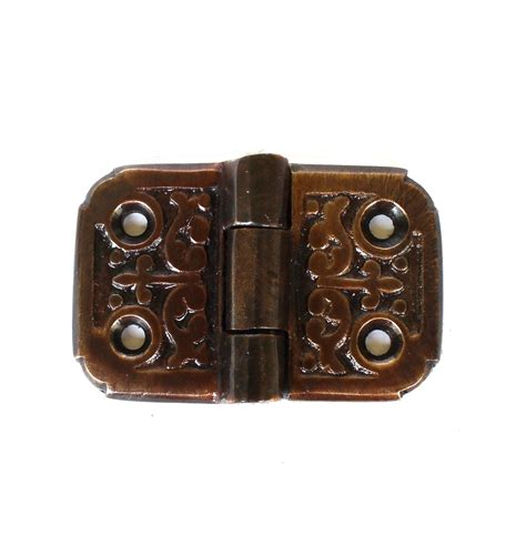 flush mount cabinet hardware victorian flush mount aged bronze finish small flap hinge