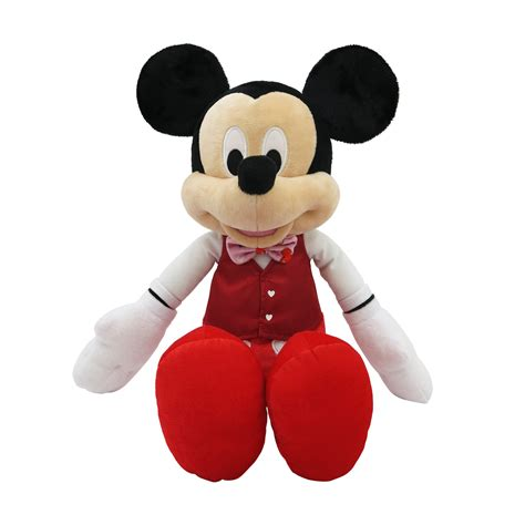 Jumbo Mickey disney 19 quot jumbo plush mickey mouse