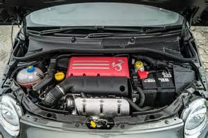 Fiat Abarth Engine Abarth 500 595 Review Pocket Rocket Carwitter