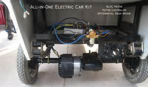Electric Vehicle Kit Conversion All In One Electric Car Kit