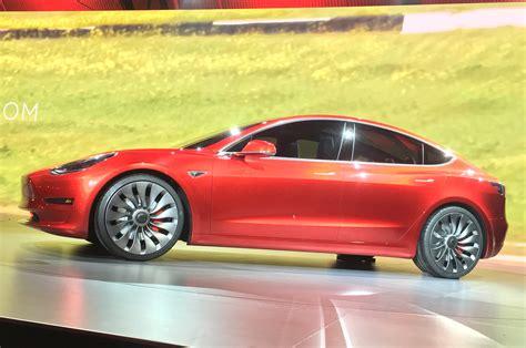 Image Of Tesla Tesla Model 3 Ride Review Motor Trend