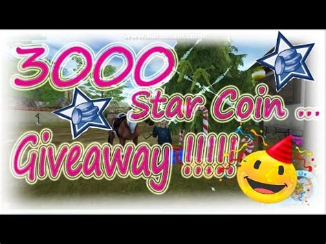 star stable giveaway 2016 star stable online fianlly 3000 star coins giveaway