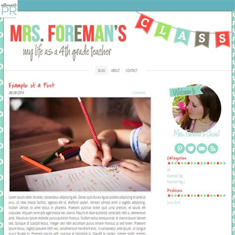 35 Best Images About Website Weebly On Pinterest Newsletter Templates Free Website And Free Blog Class Website Template