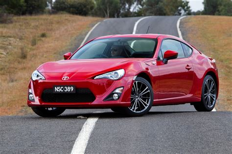 toyota coupe toyota 86 29 990 coupe launches in australia photos 1