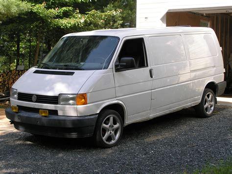 1995 volkswagen eurovan overview cargurus