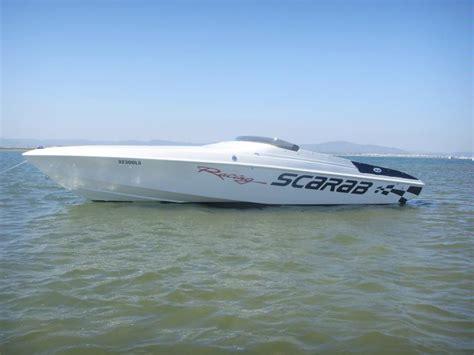 scarab boat hat wellcraft scarab 22 in lissabon motorboote gebraucht