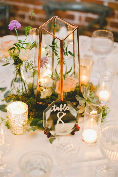 Flower Ideas Gold Wedding by 25 Best Ideas About Terrarium Centerpiece On